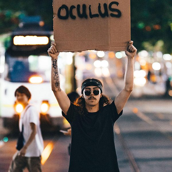 KUREN SWITCHES LANES WITH 'OCULUS' AVAILABLE NOW!